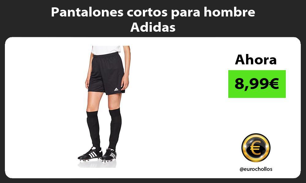 Pantalones cortos para hombre Adidas