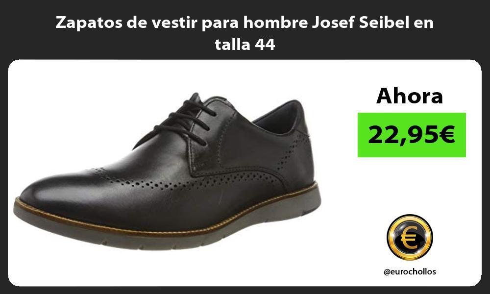 Zapatos de vestir para hombre Josef Seibel en talla 44