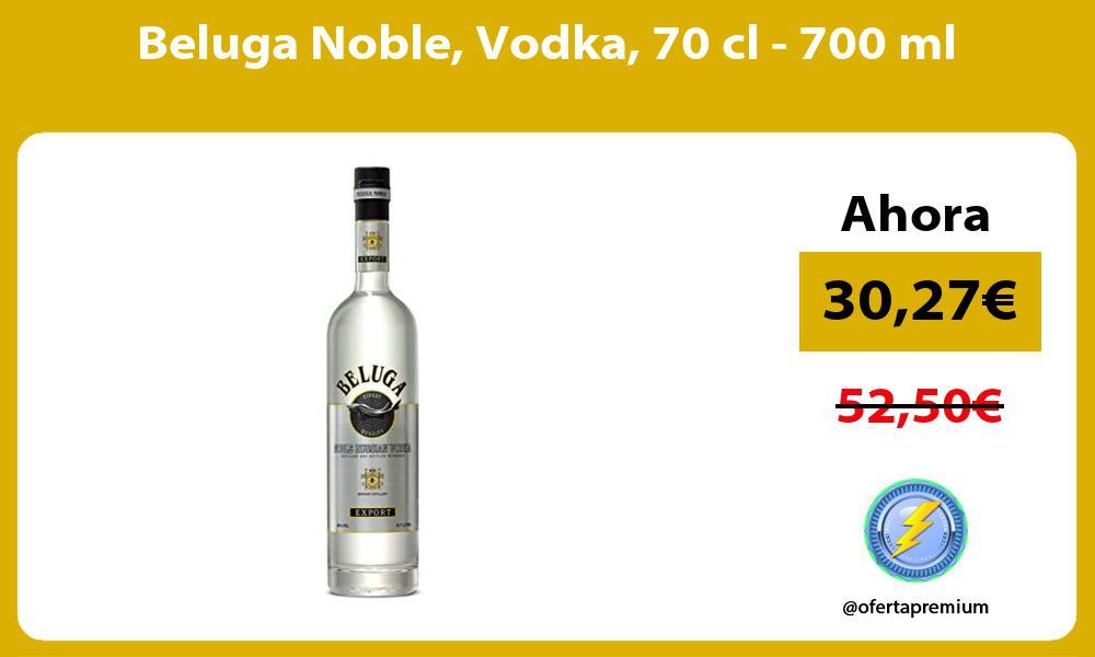 Beluga Noble Vodka 70 cl 700 ml