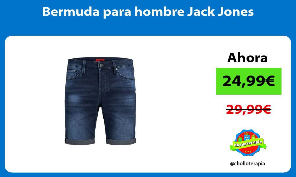 Bermuda para hombre Jack Jones