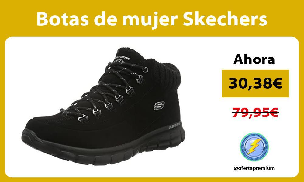 Botas de mujer Skechers