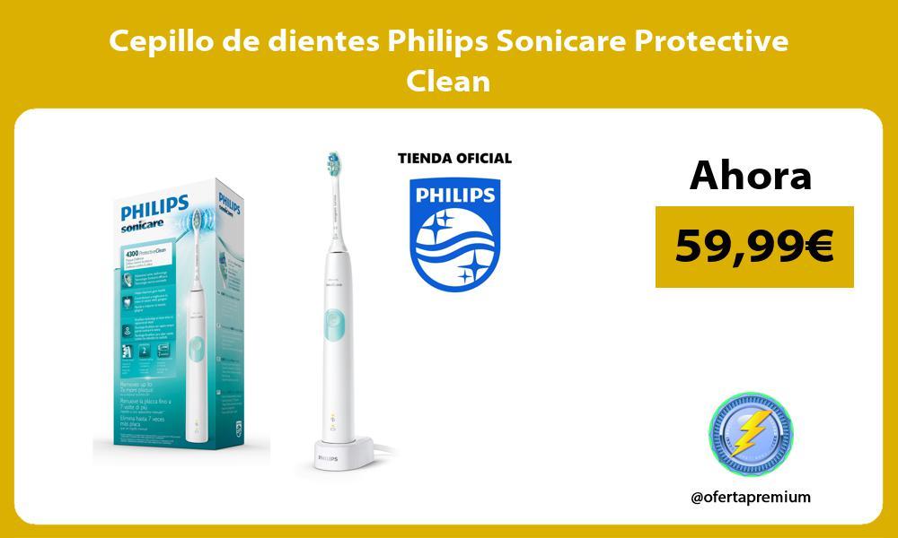 Cepillo de dientes Philips Sonicare Protective Clean