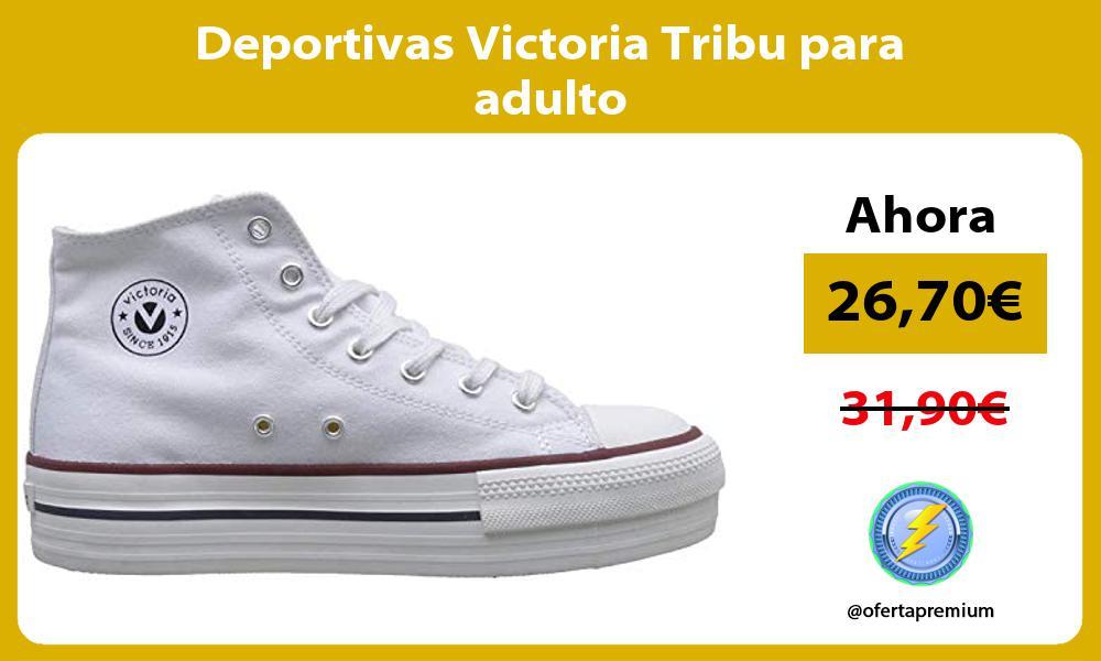 Deportivas Victoria Tribu para adulto
