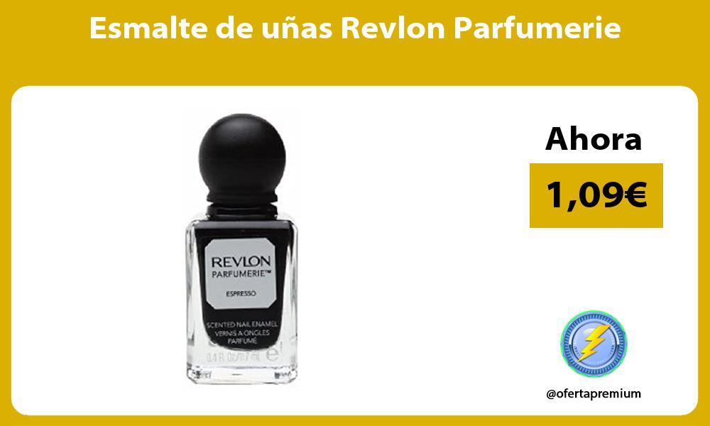 Esmalte de uñas Revlon Parfumerie