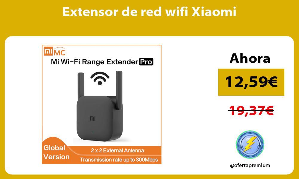 Extensor de red wifi Xiaomi