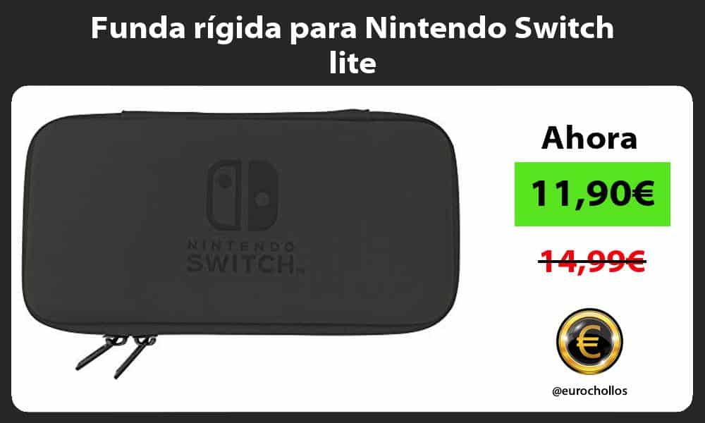 Funda rígida para Nintendo Switch lite
