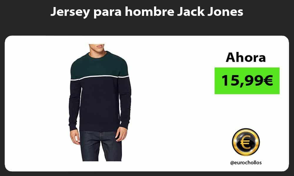 Jersey para hombre Jack Jones