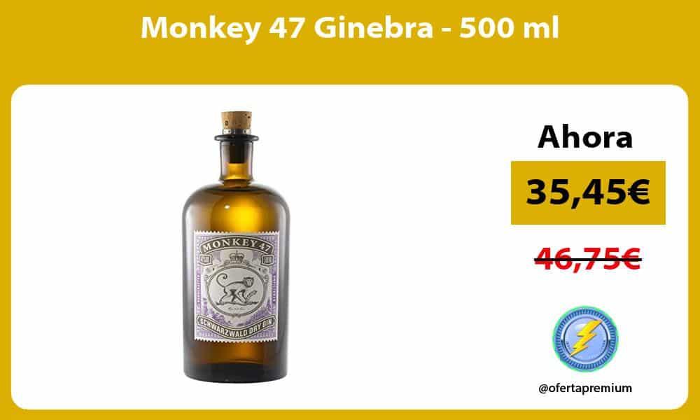 Monkey 47 Ginebra 500 ml
