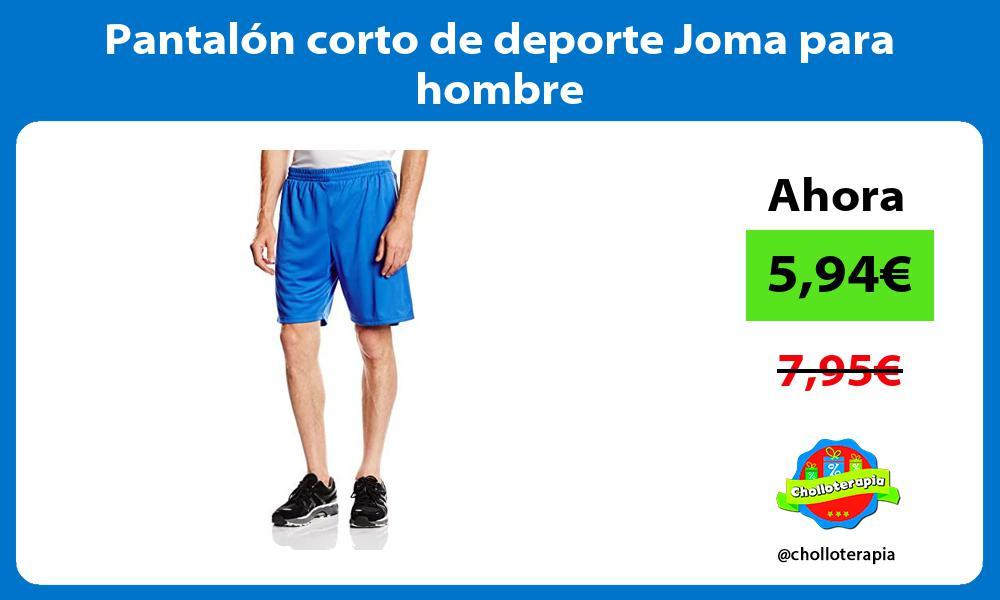 Pantalón corto de deporte Joma para hombre