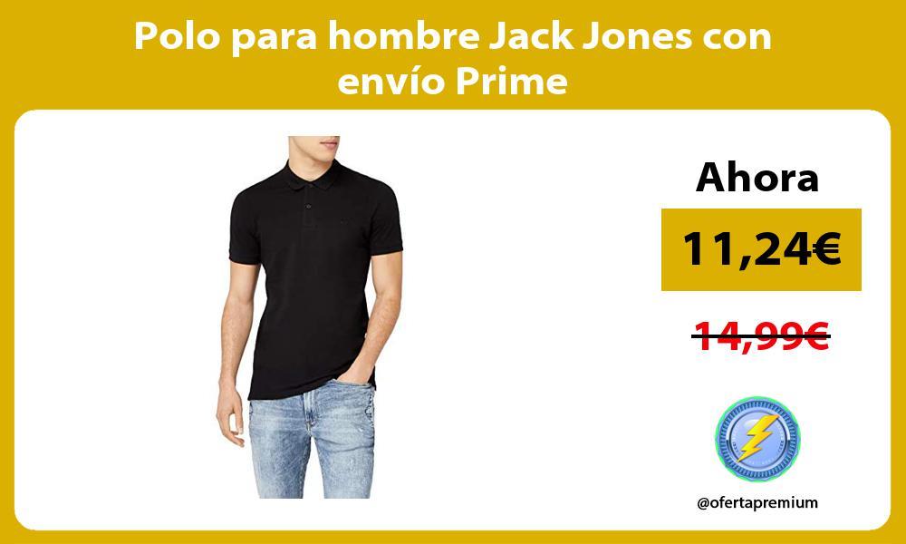 Polo para hombre Jack Jones con envío Prime
