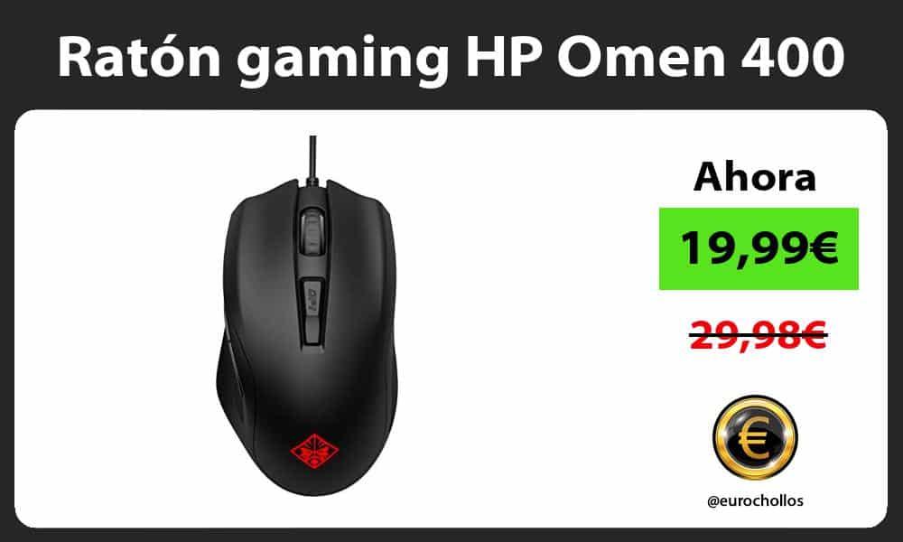 Ratón gaming HP Omen 400