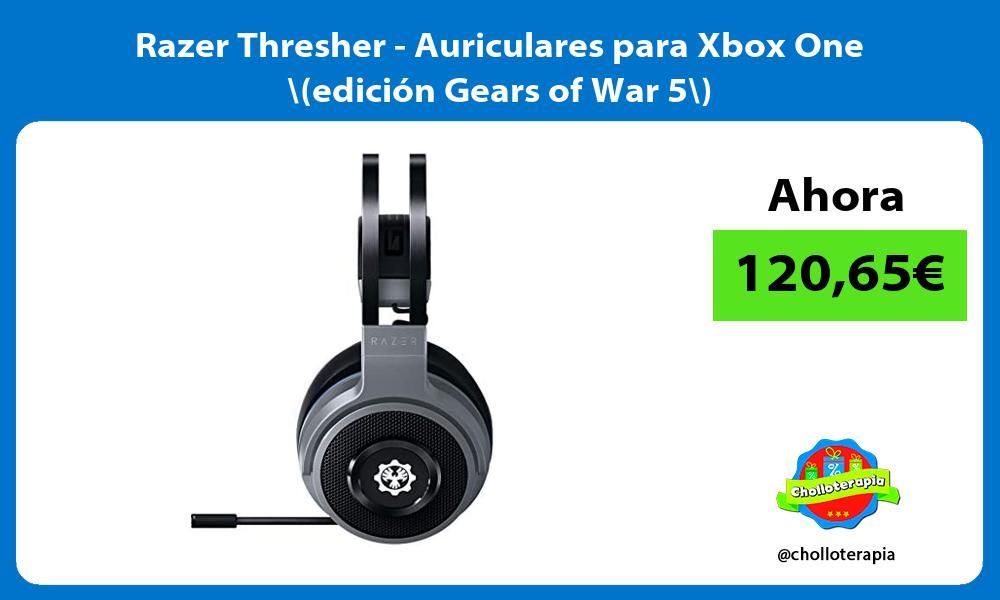 Razer Thresher Auriculares para Xbox One edición Gears of War 5