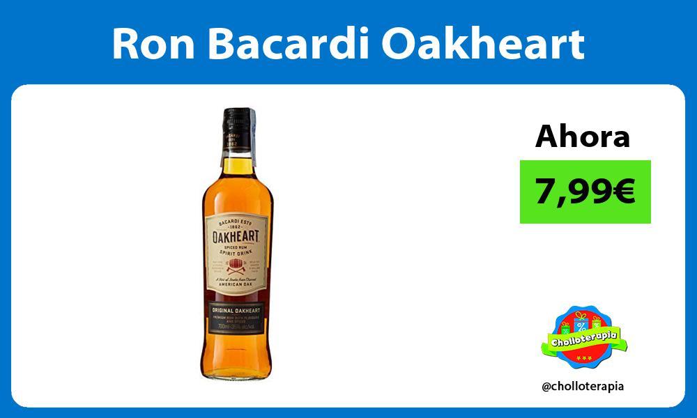 Ron Bacardi Oakheart