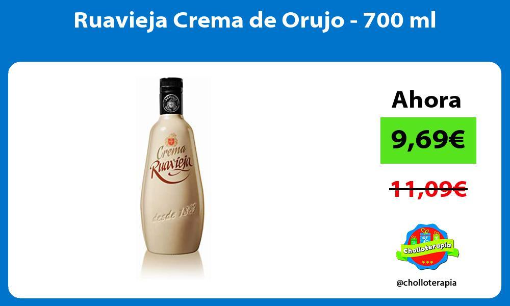 Ruavieja Crema de Orujo 700 ml