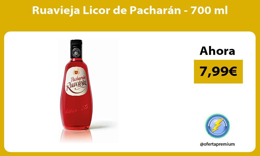 Ruavieja Licor de Pacharán 700 ml