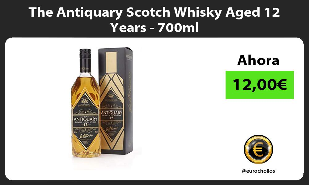 The Antiquary Scotch Whisky Aged 12 Years 700ml