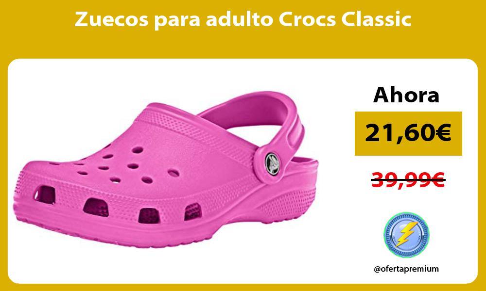 Zuecos para adulto Crocs Classic