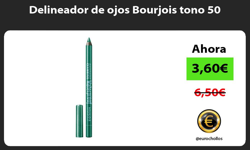 Delineador de ojos Bourjois tono 50