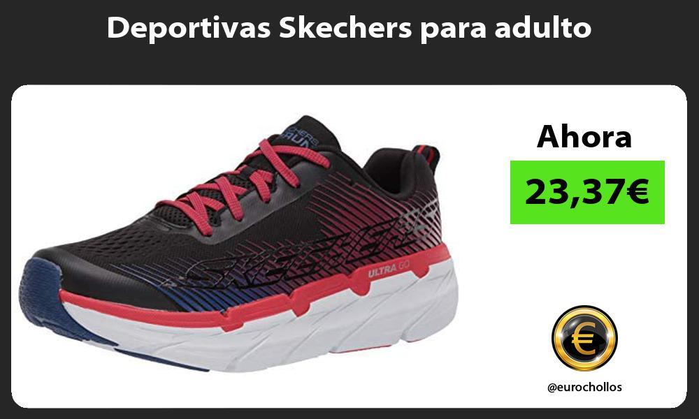 Deportivas Skechers para adulto