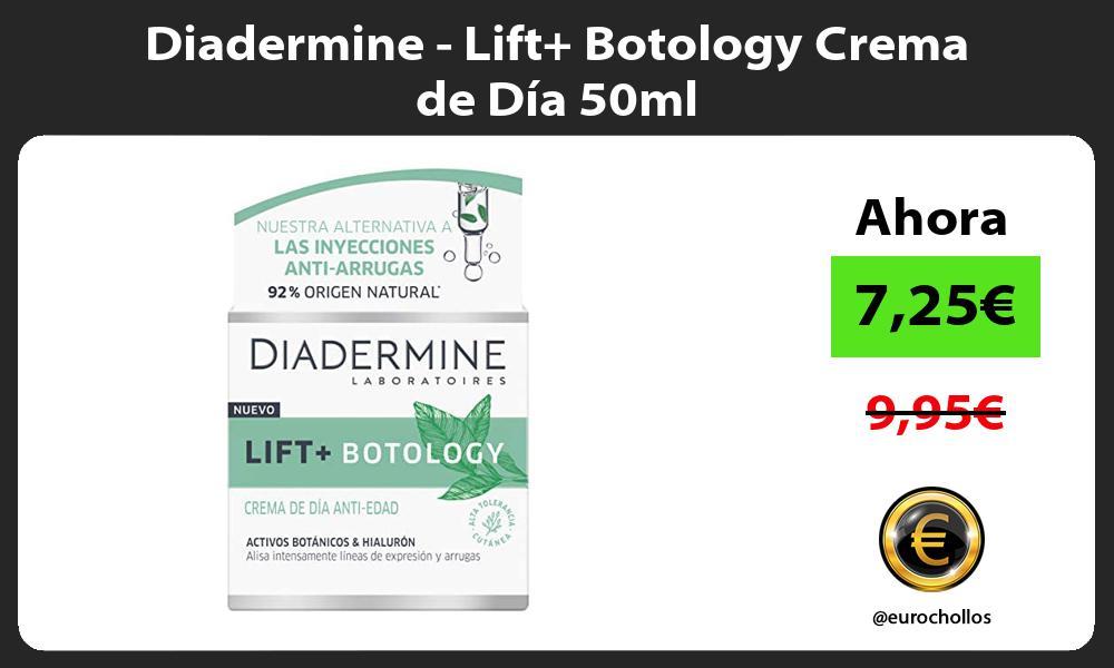 Diadermine Lift Botology Crema de Día 50ml