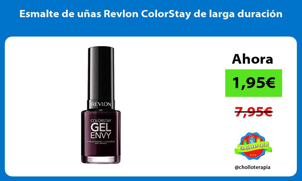 Esmalte de uñas Revlon ColorStay de larga duración