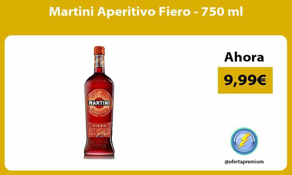 Martini Aperitivo Fiero 750 ml