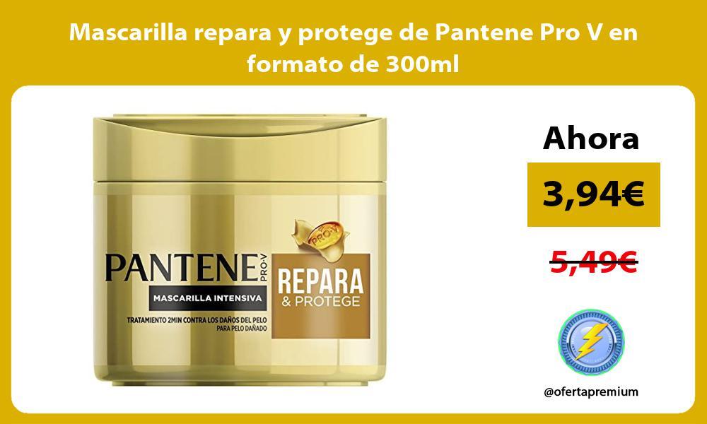 Mascarilla repara y protege de Pantene Pro V en formato de 300ml