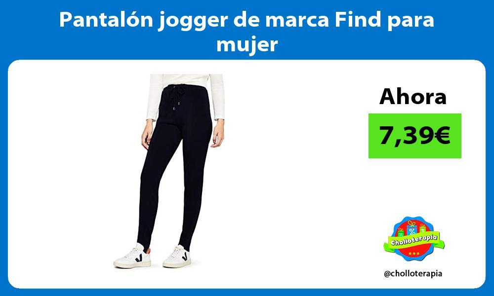Pantalón jogger de marca Find para mujer