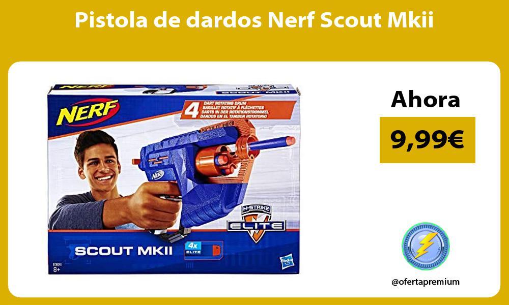 Pistola de dardos Nerf Scout Mkii