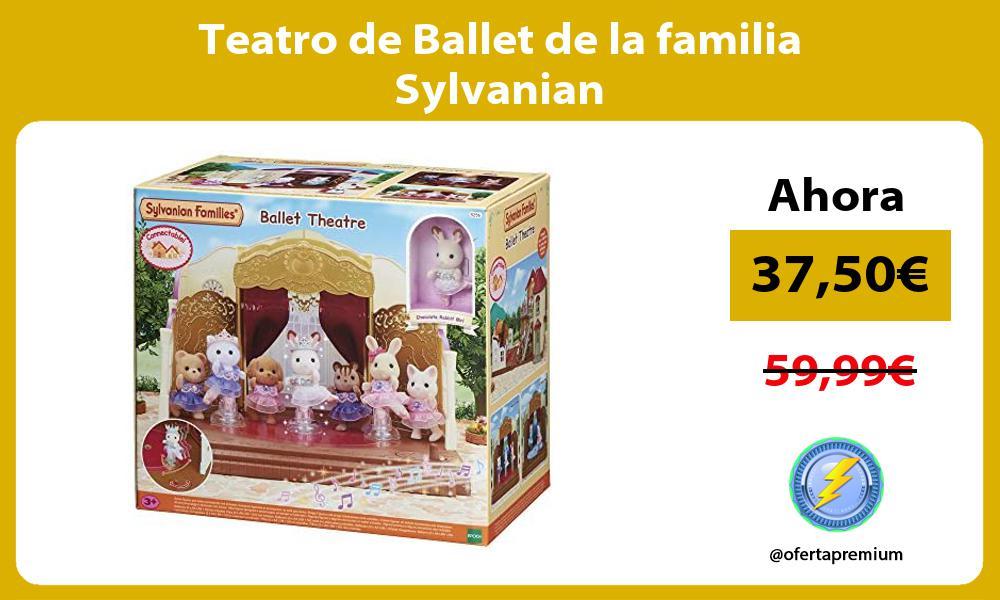 Teatro de Ballet de la familia Sylvanian
