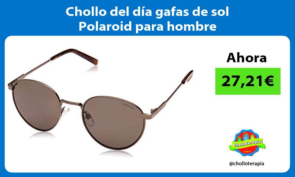 Chollo del dia gafas de sol Polaroid para hombre