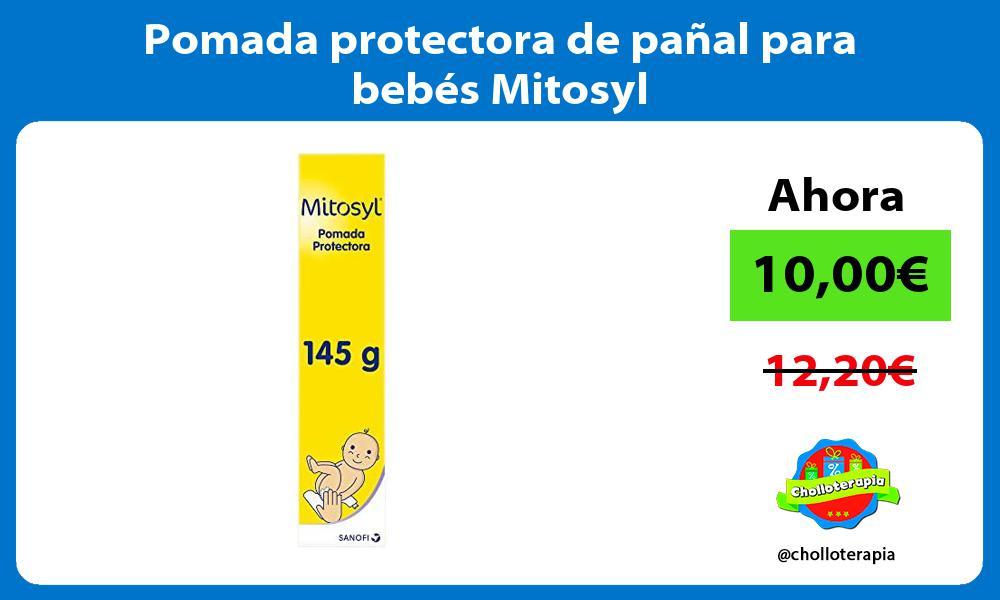 Pomada protectora de pañal para bebés Mitosyl