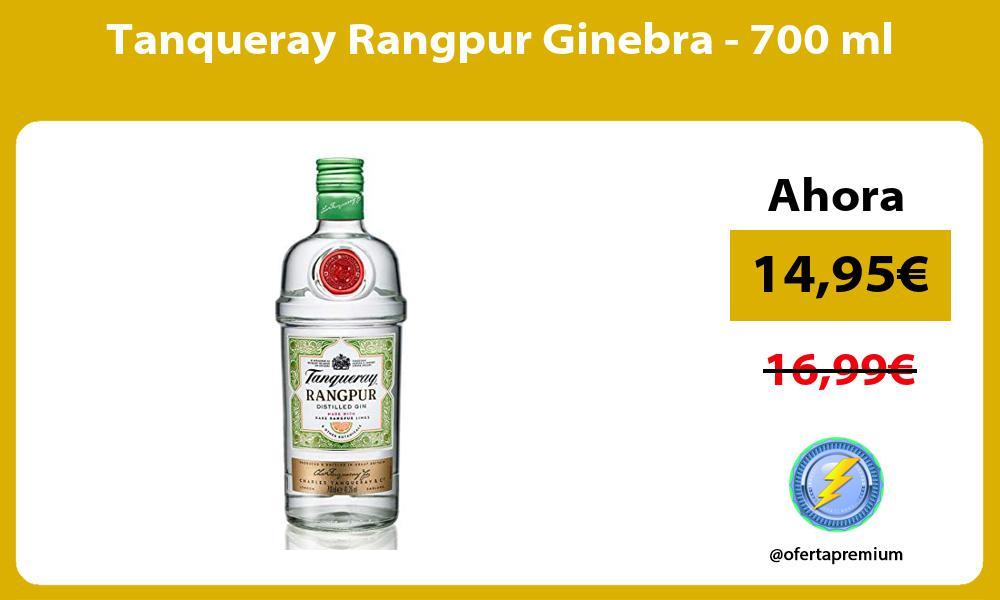 Tanqueray Rangpur Ginebra 700 ml