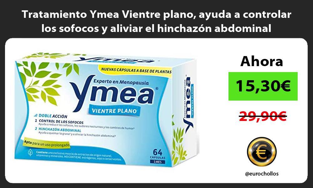 Tratamiento Ymea Vientre plano ayuda a controlar los sofocos y aliviar el hinchazón abdominal