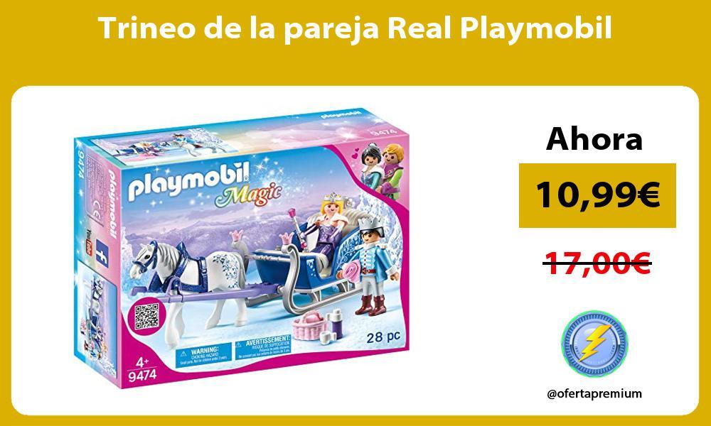 Trineo de la pareja Real Playmobil