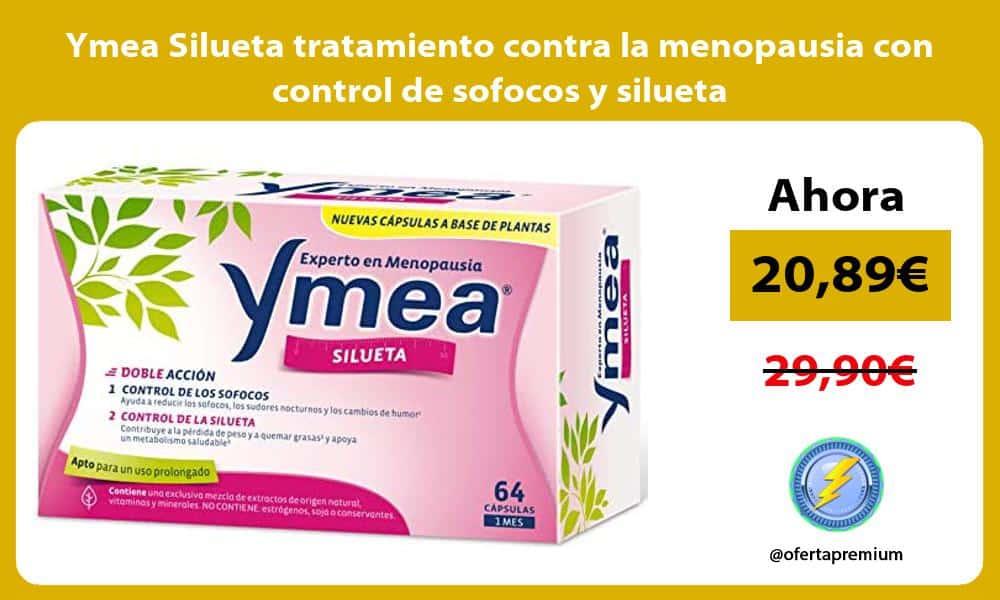 Ymea Silueta tratamiento contra la menopausia con control de sofocos y silueta