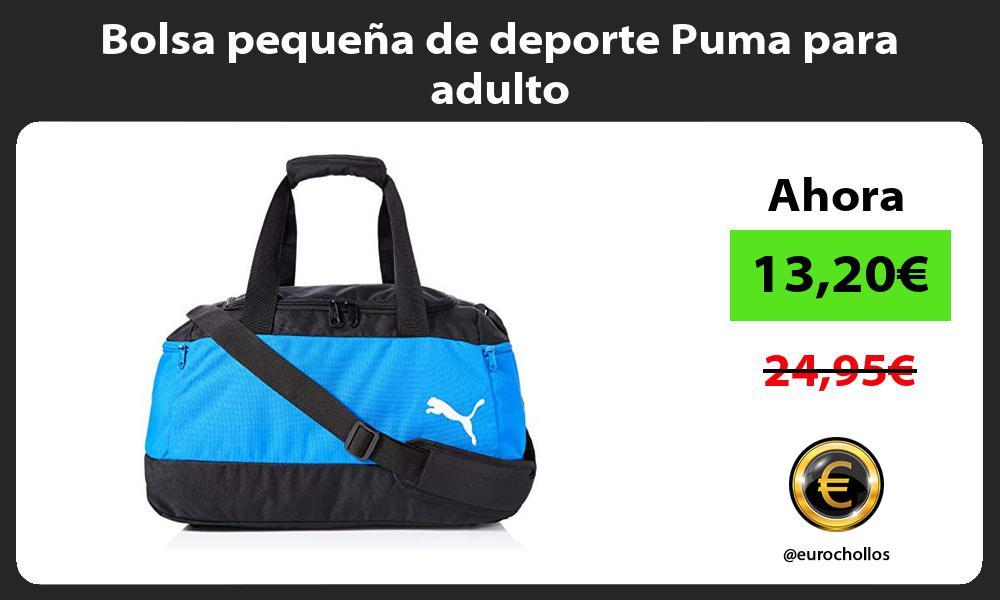 Bolsa pequena de deporte Puma para adulto