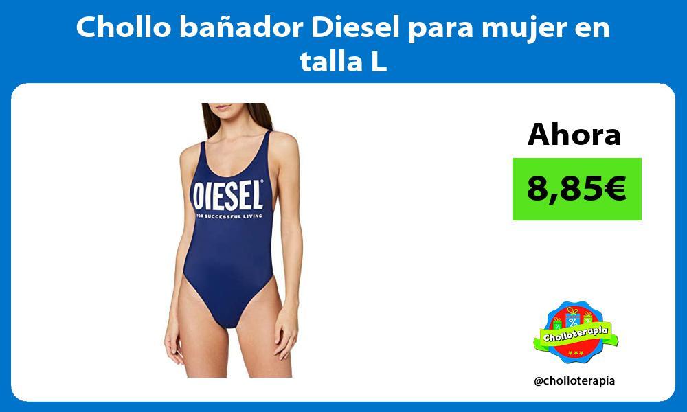 Chollo banador Diesel para mujer en talla L