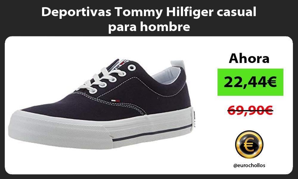 Deportivas Tommy Hilfiger casual para hombre