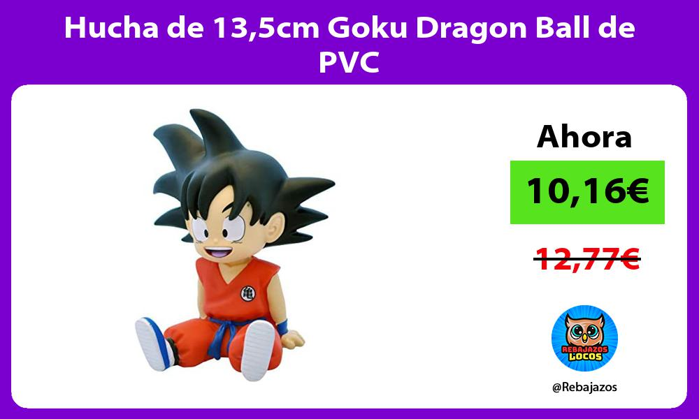 Hucha de 135cm Goku Dragon Ball de PVC