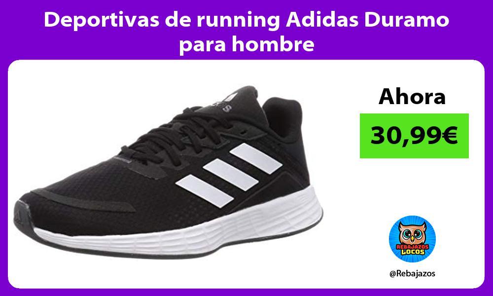 Deportivas de running Adidas Duramo para hombre