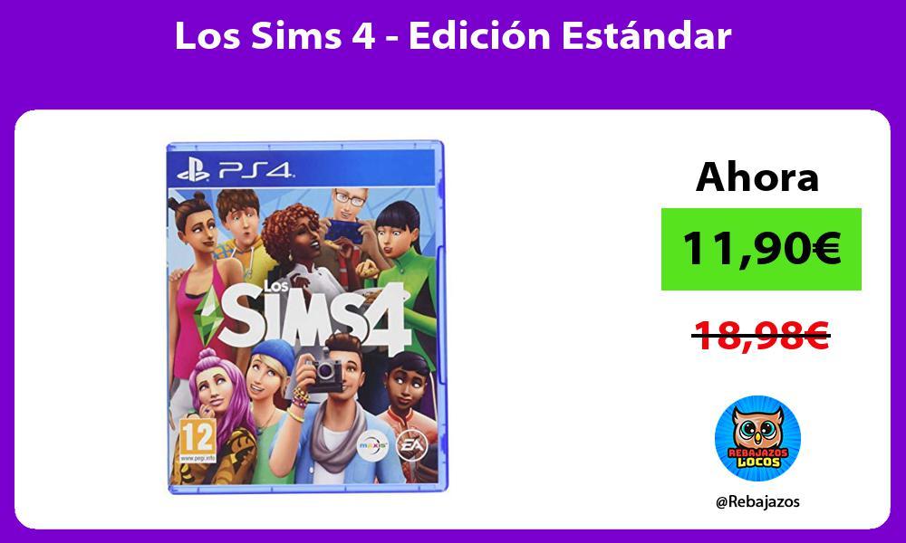 Los Sims 4 Edicion Estandar