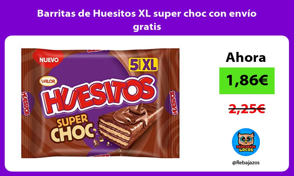 Barritas de Huesitos XL super choc con envio gratis