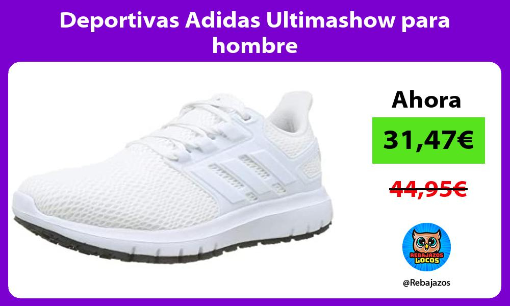 Deportivas Adidas Ultimashow para hombre