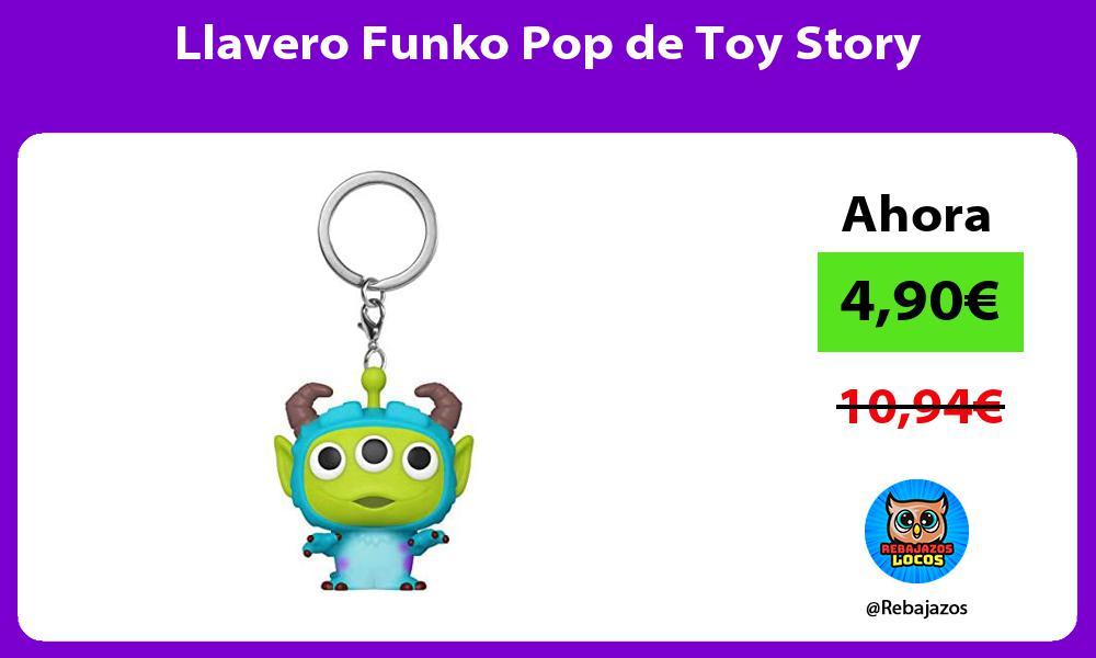 Llavero Funko Pop de Toy Story