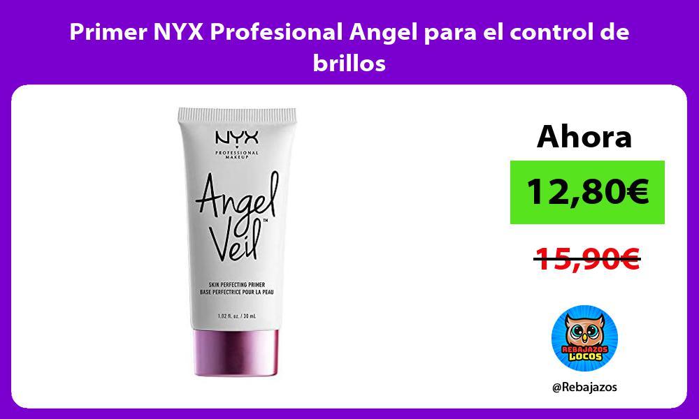 Primer NYX Profesional Angel para el control de brillos