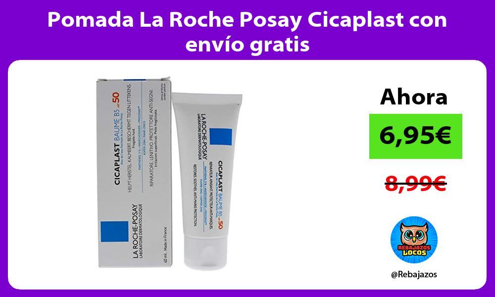 Pomada La Roche Posay Cicaplast con envio gratis