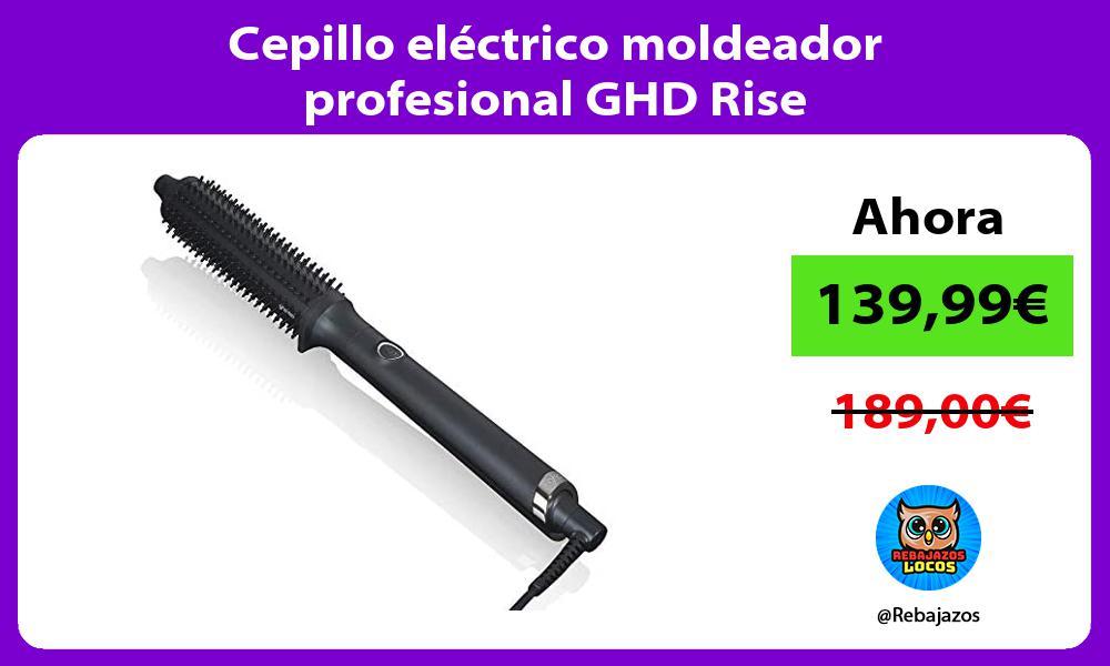 Cepillo electrico moldeador profesional GHD Rise