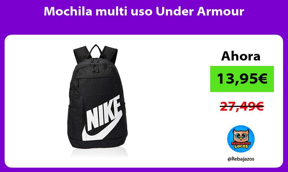 Mochila multi uso Under Armour
