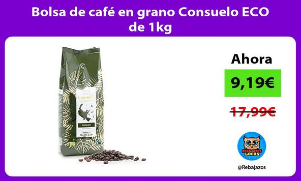 Bolsa de café en grano Consuelo ECO de 1kg